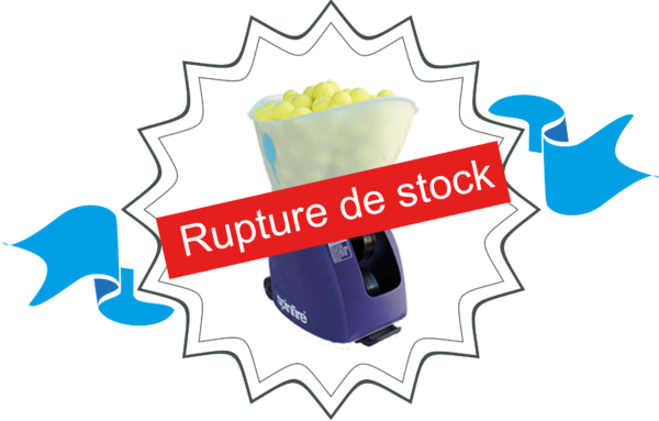 Spinfire Pro 2 - Rupture de stock