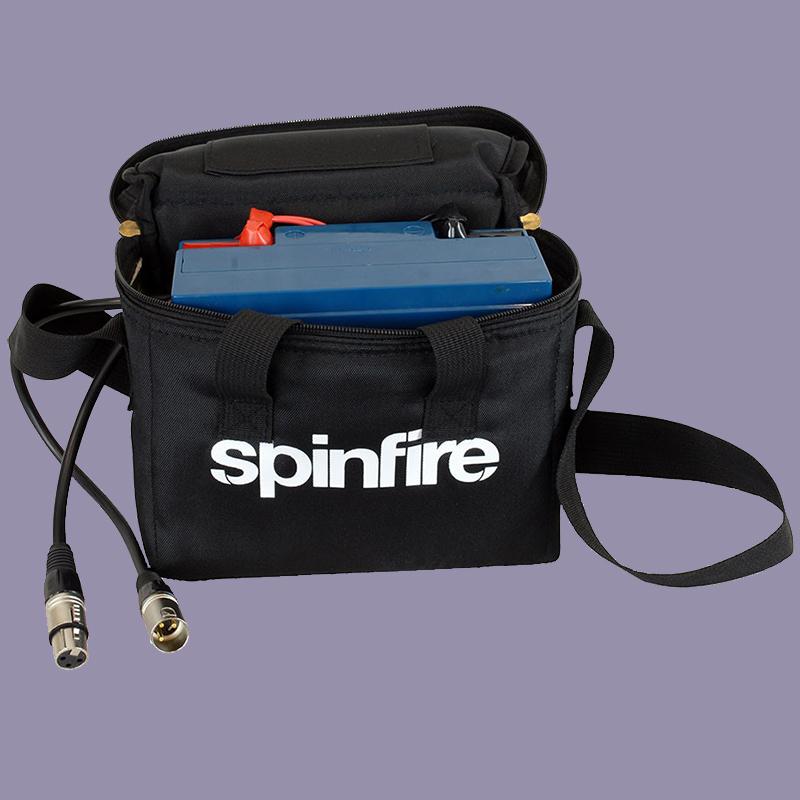 pack batterie externe suppl mentaire spinfire sport france. Black Bedroom Furniture Sets. Home Design Ideas