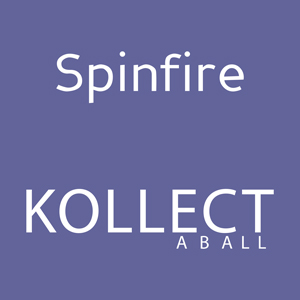 Nom des marques Spinfire et Kollectaball